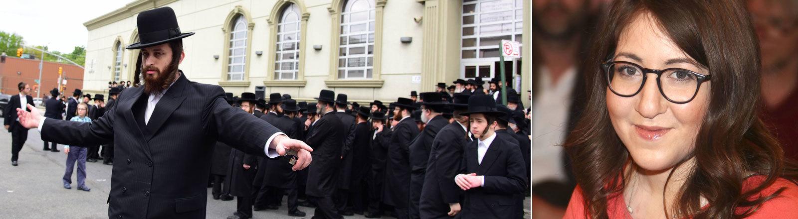 Deborah Feldman und die Satmarer Juden in Williamsburg