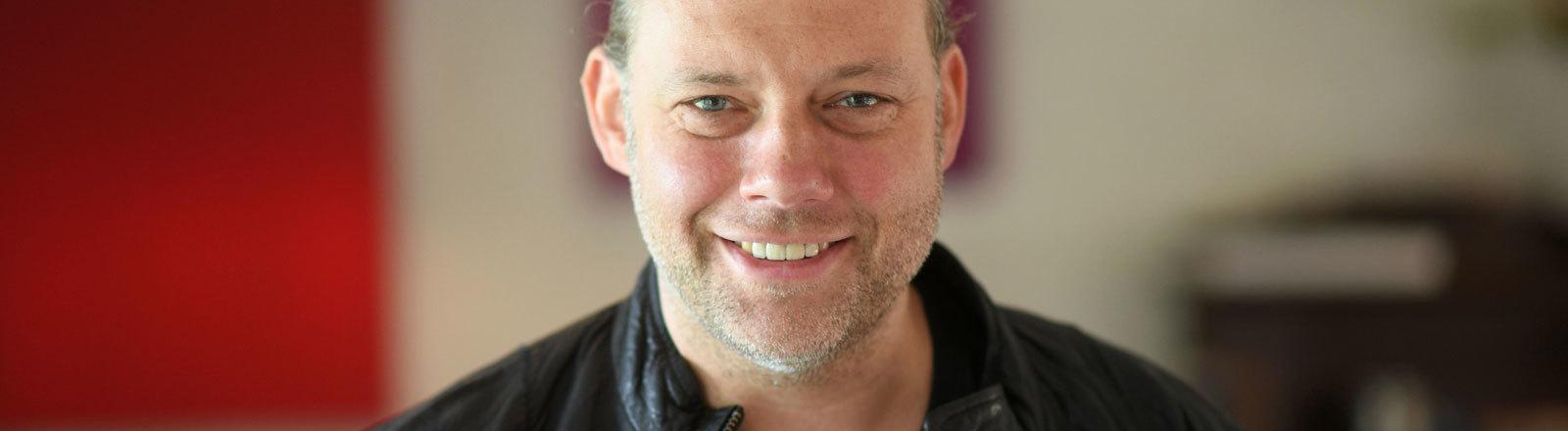 Rettungssanitäter Jörg Nießen