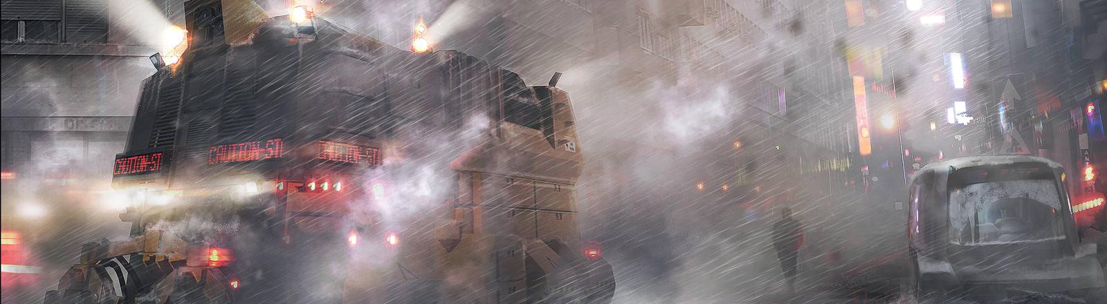 Szene aus Blade Runner 2049