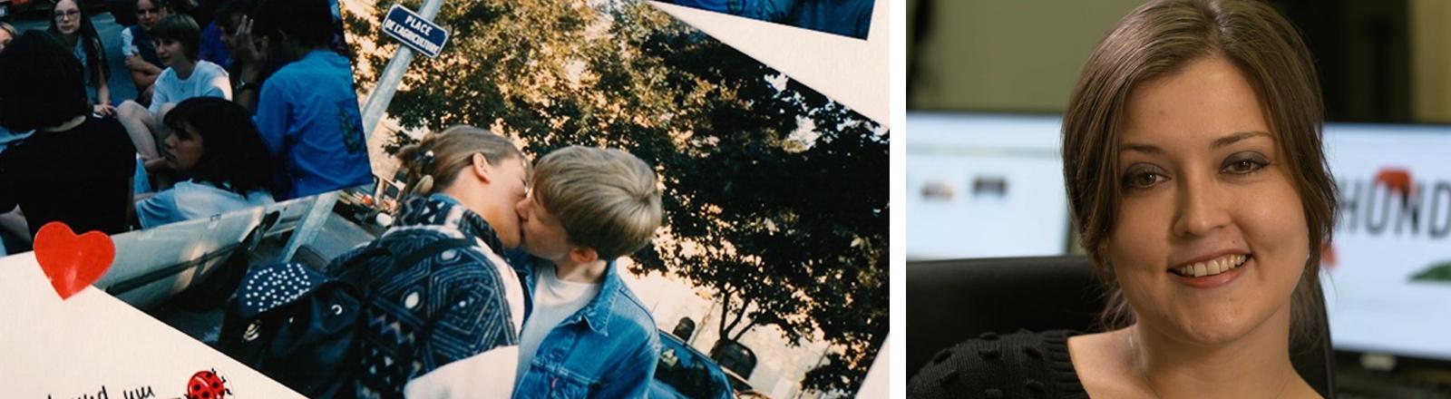 Fotos im Album | Porträt von Julia Heinemann
