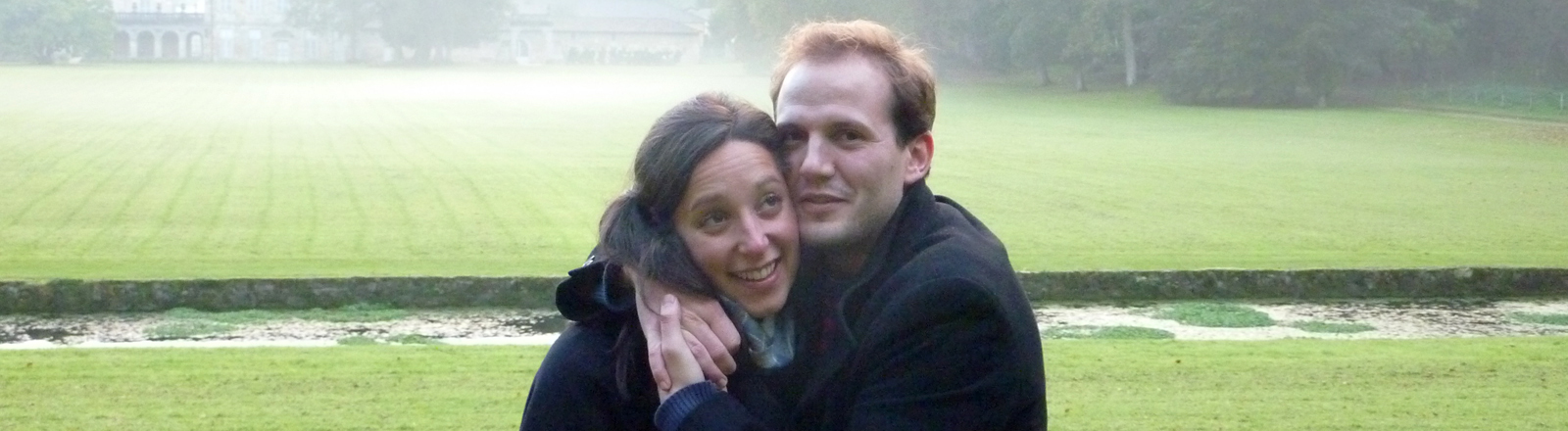 Konstanze und ihr bester Freund Francois Louis