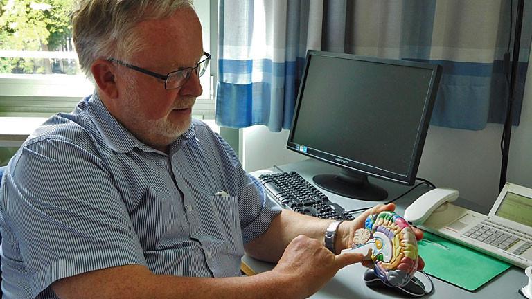 Neurologe Berthold Schalke