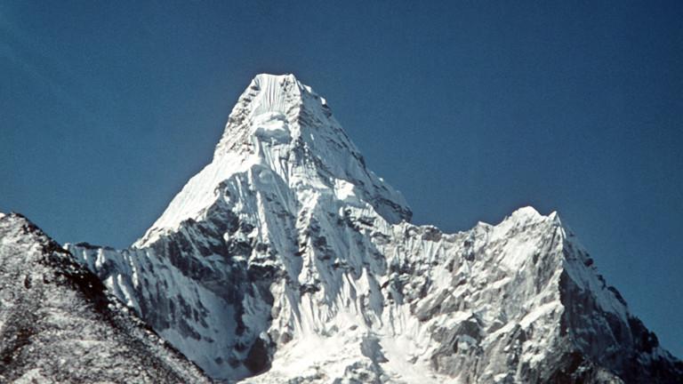 Die Ama-Dablam im Himalaya