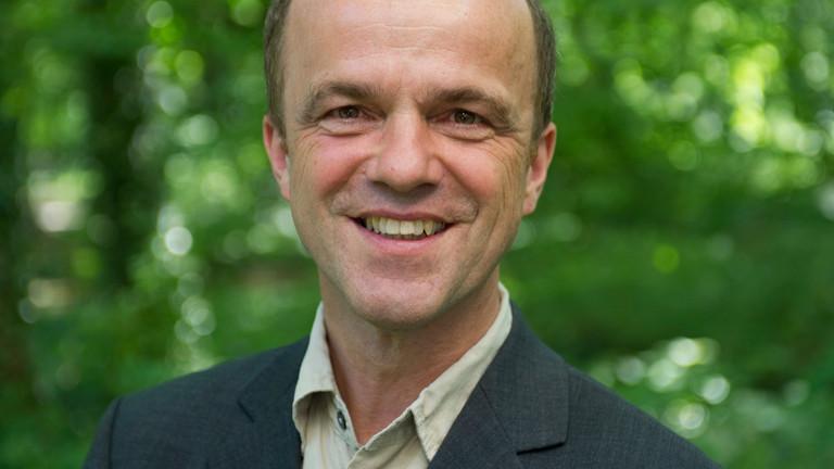 ARD-Korrespondent Thomas Bormann.
