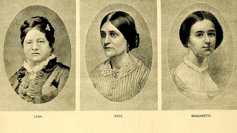 Die Fox-Schwestern