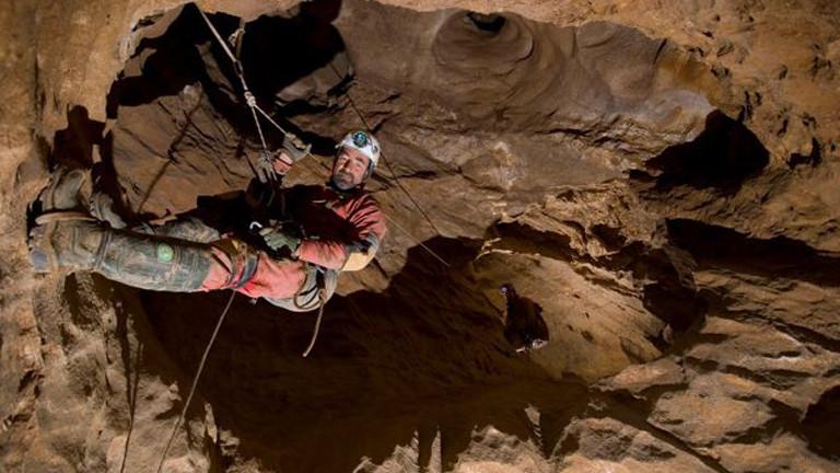 Johann Westhauser hat die Höhle im Jahr 1996 zusammen mit anderen entdeckt.