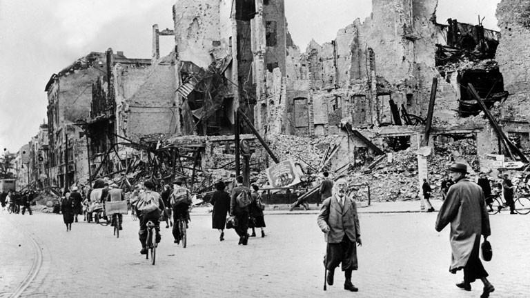 Berlin nach dem 2. Weltkrieg