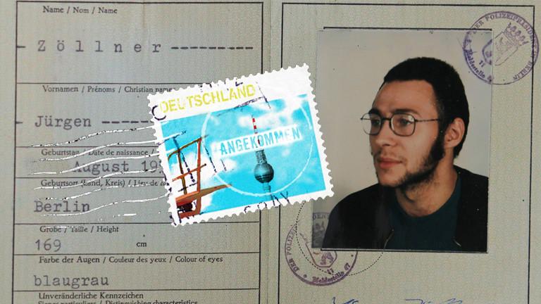 Pass von Jürgen Zöllner