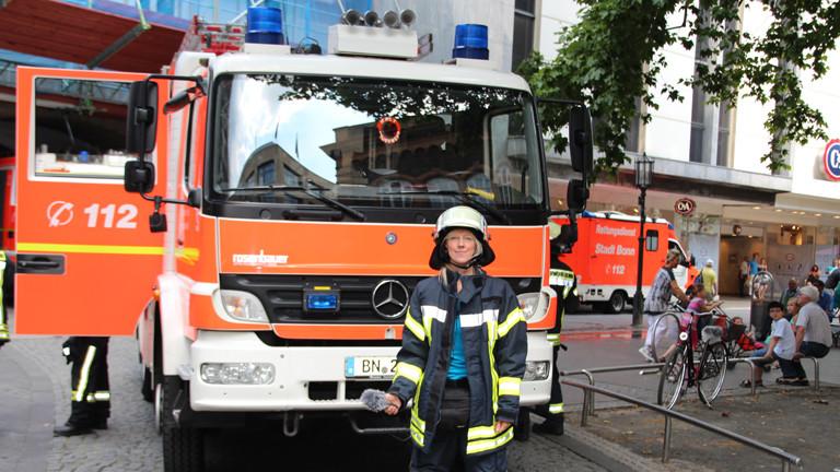 Feuerwehr Bonn