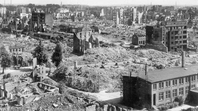 Hamburg nach dem 2. Weltkrieg