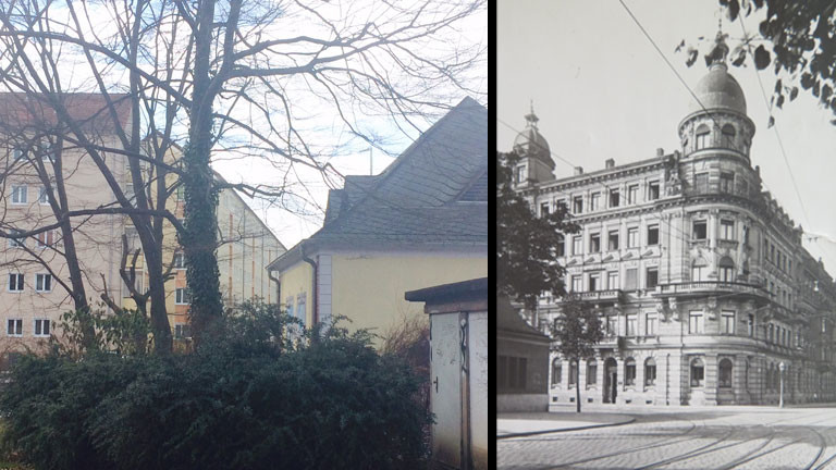 Dresden alt und neu