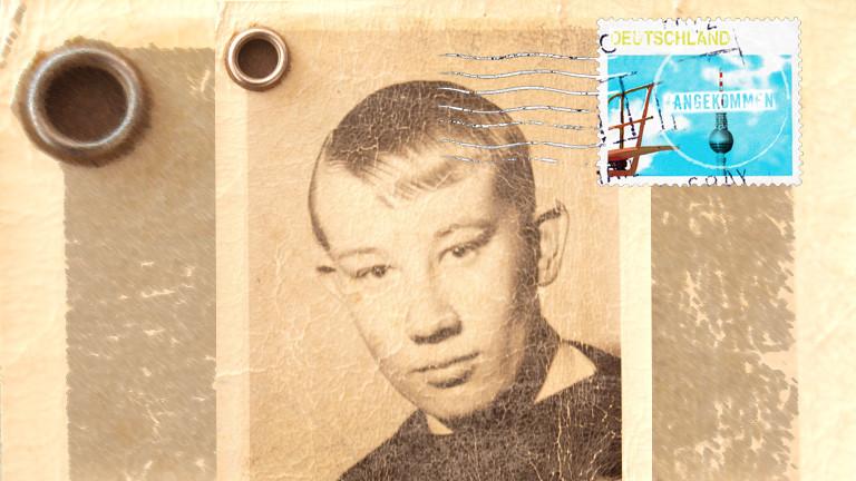 Porträt von Heinrich