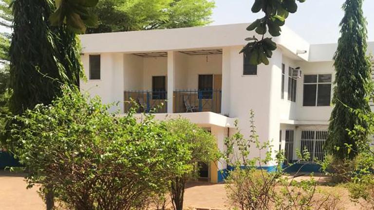 Hotel in Ghana