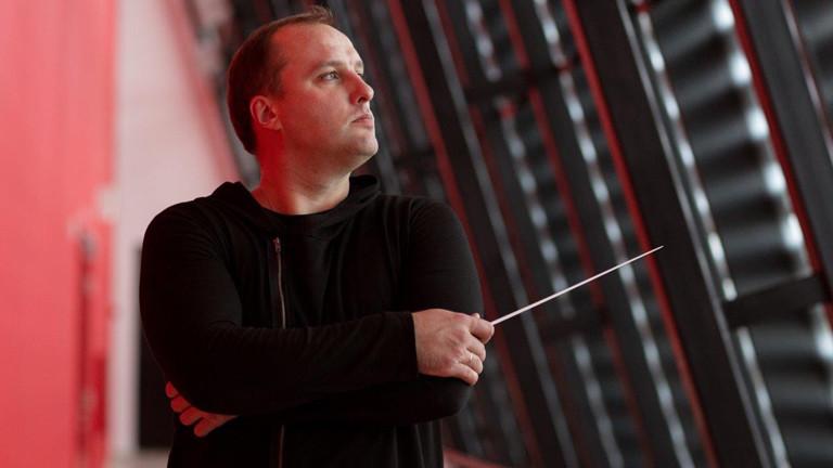 Jannis Stafeckis ist in Rezekne aufgewachsen und spielt heute im Orchester.
