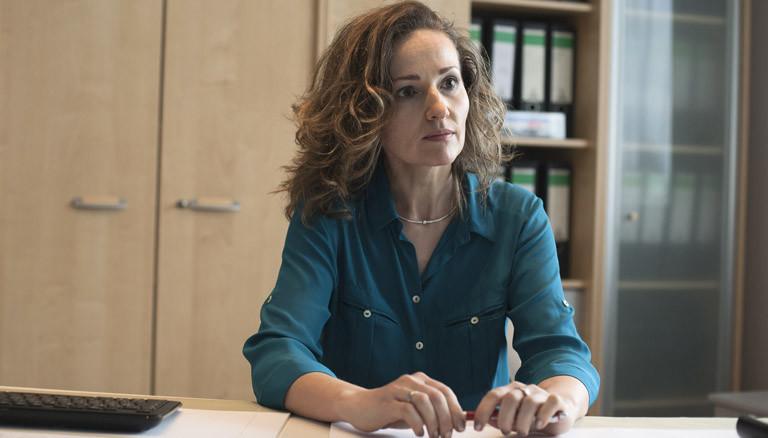 Olga Ossipenko kommt aus Kasachstan.
