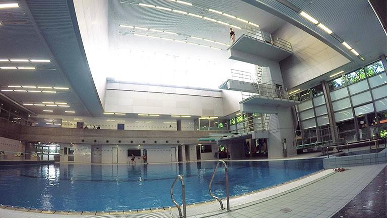 Zehn Meter Turm