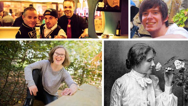Time Bandits, Benni Bauerdick, Natalie Dedreux, Helen Keller