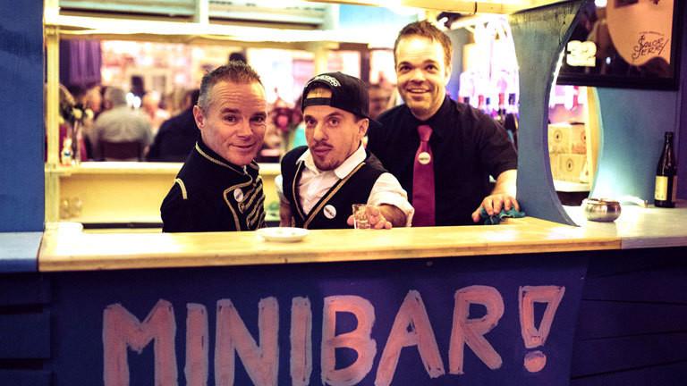 "Die Barkeeper ""Time Bandits"""