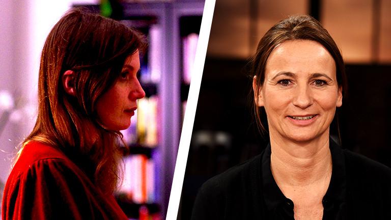 Kristina Schulze und Nicole Rinder