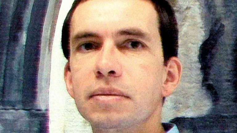 Undatiertes Bild von Jens Söring, der in den USA im Gefängnis sitzt.