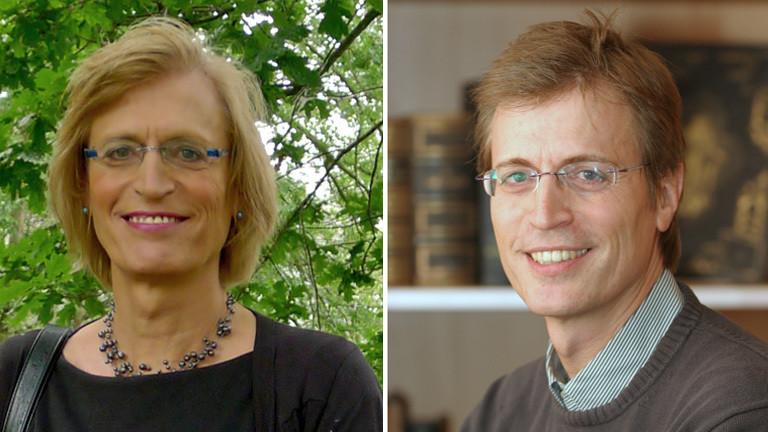 Elke und Hans-Gerd