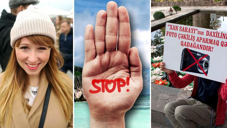Elisabeth Veh in Paris, keine Einreise in die Seychellen, Pia Volk in Aserbaidschan