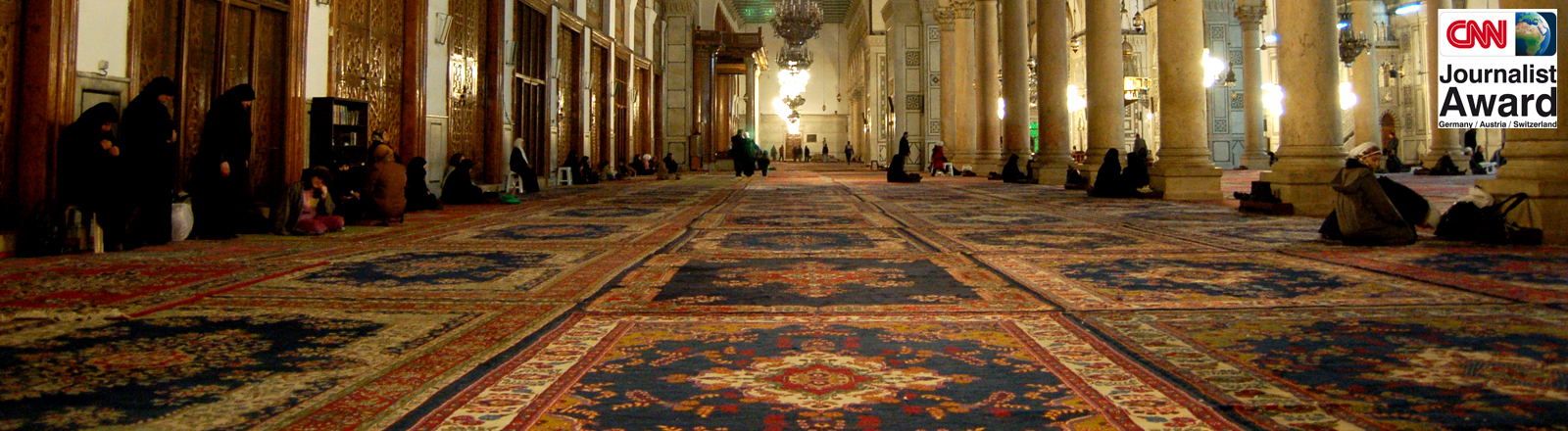 Eine Moschee in Syrien