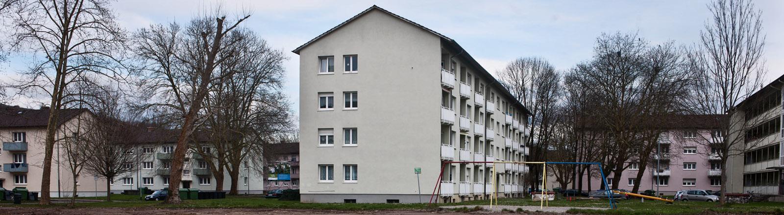 Mietshaus in Lahr im Schwarzwald