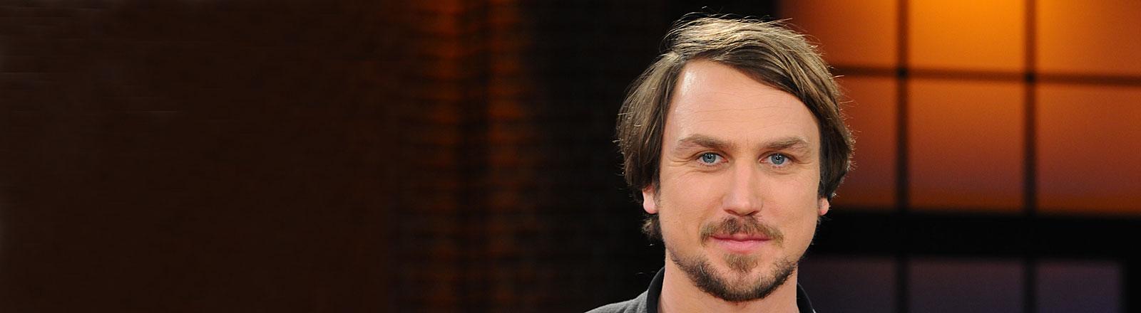 Der Schauspieler Lars Eidinger
