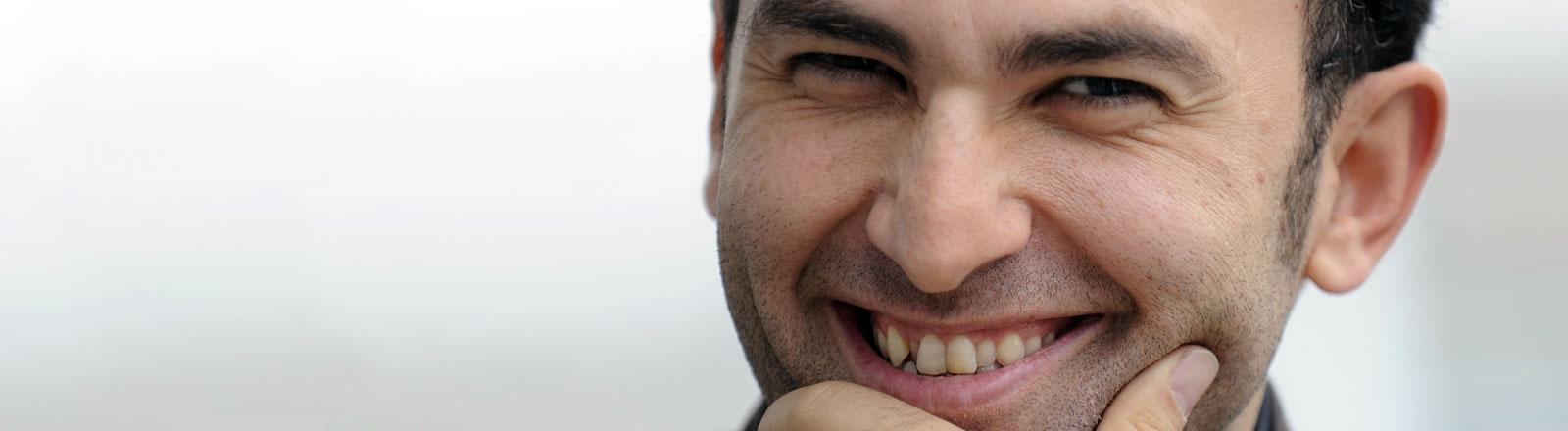 Comedian Fatih Cevikkollu