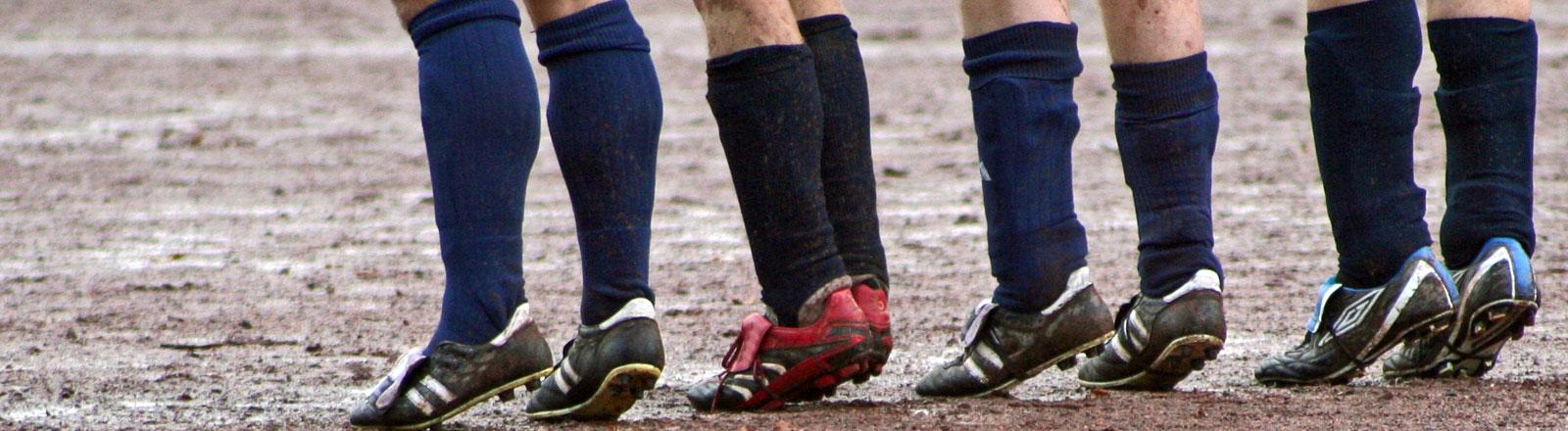 Fußballerwaden