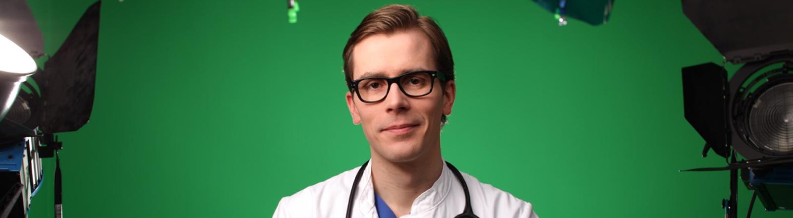 Der Netzdoktor Johannes Wimmer