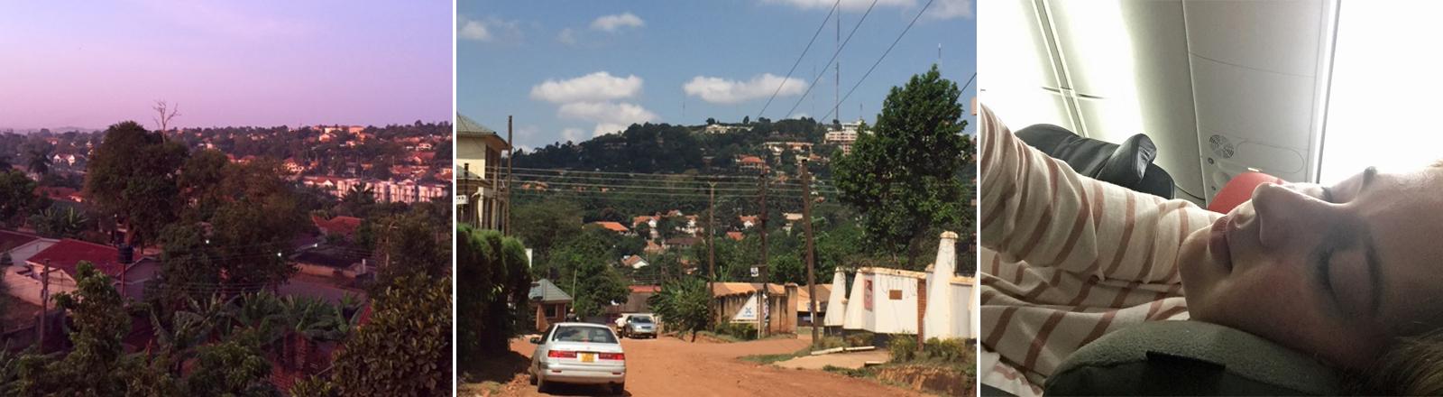Tilla Kross ist unser Tapfertyp in Uganda.