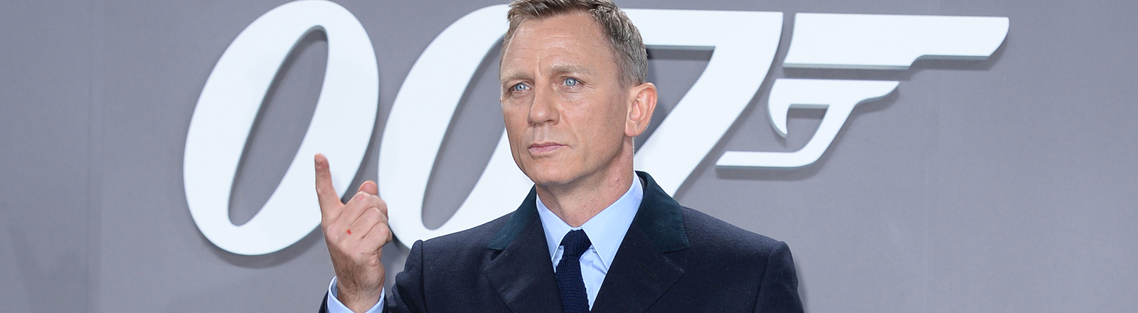 Daniel Craig als James Bond. dpa