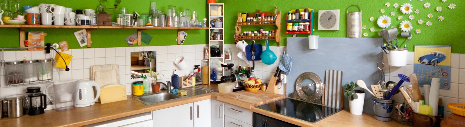 WG-Küche