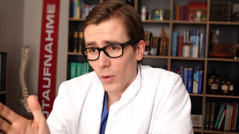 Dr. Johannes rät