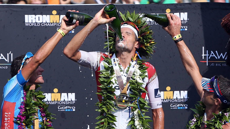 Jan Frodeno gewinnt den Iroman Hawaii 2015