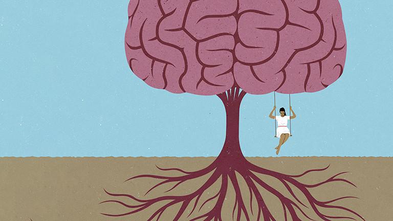Gehirne von Frauen altern langsamer