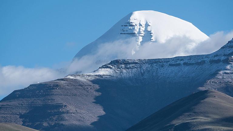 Heilger Berg Kailash in Tibet