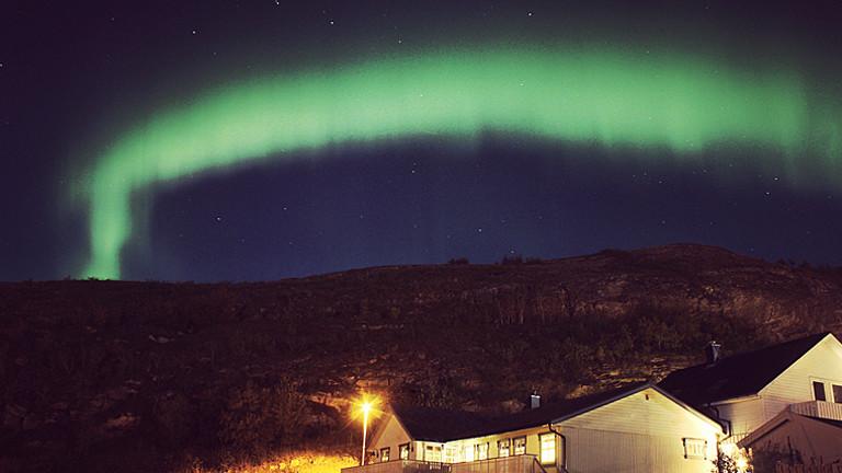 Nordlichter, fotografiert von Eike Köhler