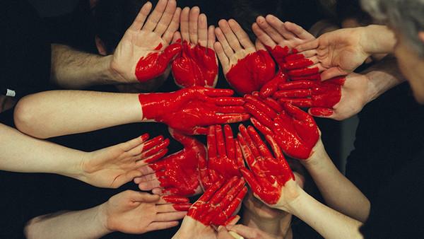 Solidarität, Gemeinschaft, Freundschaft, Liebe