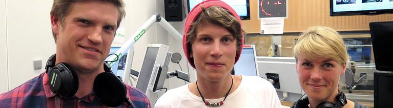 Der Bergsteiger Jost Kobusch überlebte das Erdbeben in Nepal. Im Gespräch mit Thilo Jahn und Nora Hespers.