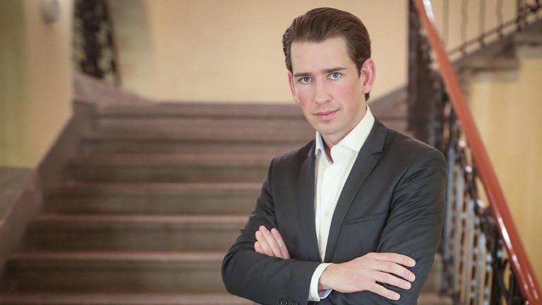 ÖVP-Vorsitzender Sebastian Kurz