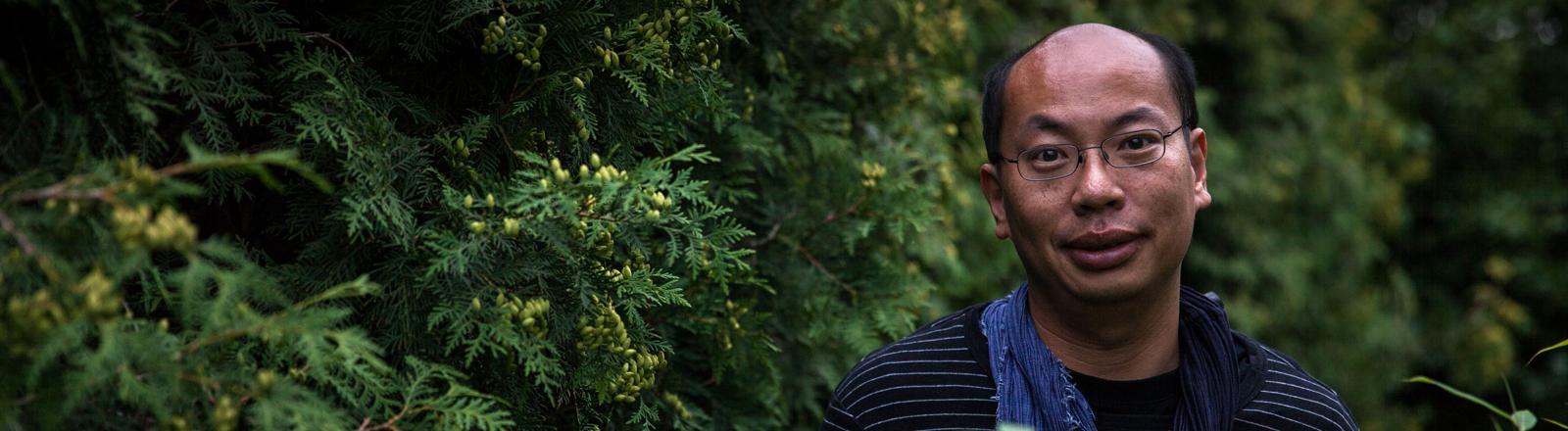 Portrait von Eric Thiel
