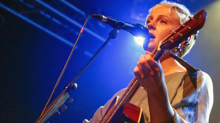Die Sängerin Laura Marling.