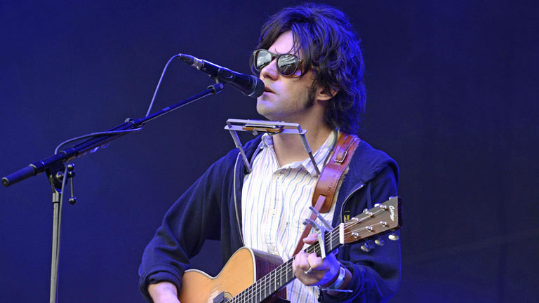 Conor Oberst auf dem A Summer's Tale Festival