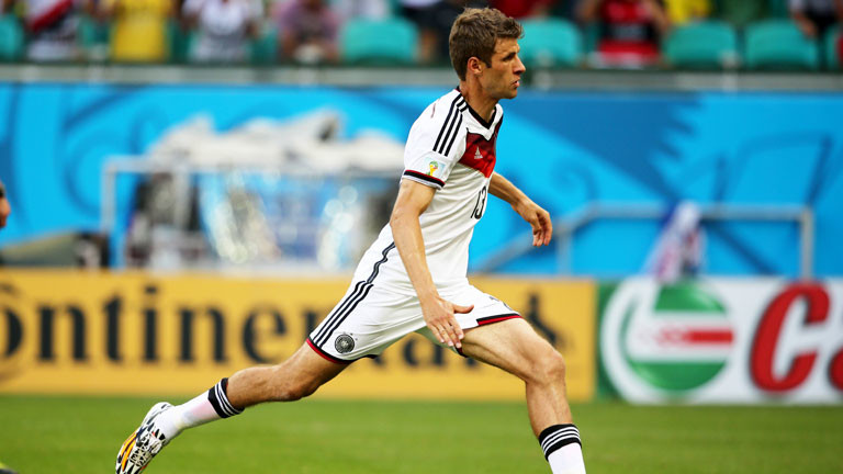Fußballer Thomas Müller