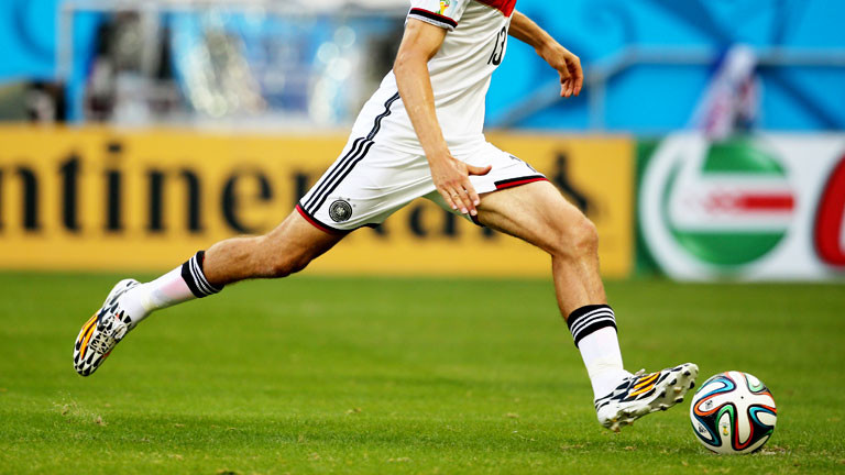 National-Fußballer Thomas Müller
