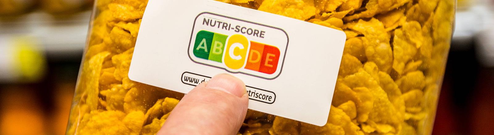 Nährwertampel Nutri Score