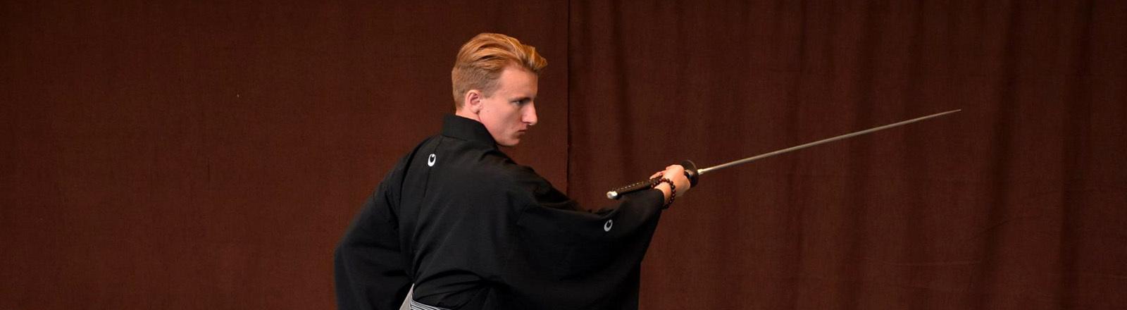 Samurai Ōtsuka Ryūnosuke Taira no Masatomo